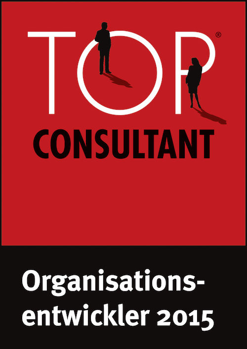 TOP Consultant - Organisationsentwickler 2015